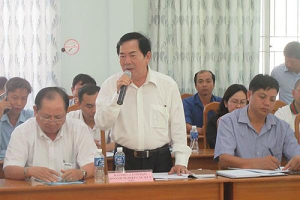 Các KCN Bình Thuận: Năm 2020, phấn đấu thu hút vốn đầu tư tương đương 40 triệu USD