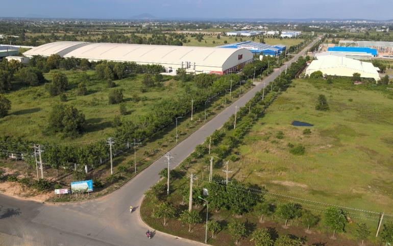 """""""Khởi động"""" dự án điện gió vốn đầu tư 10 tỷ USD tỉnh Bình Thuận"""