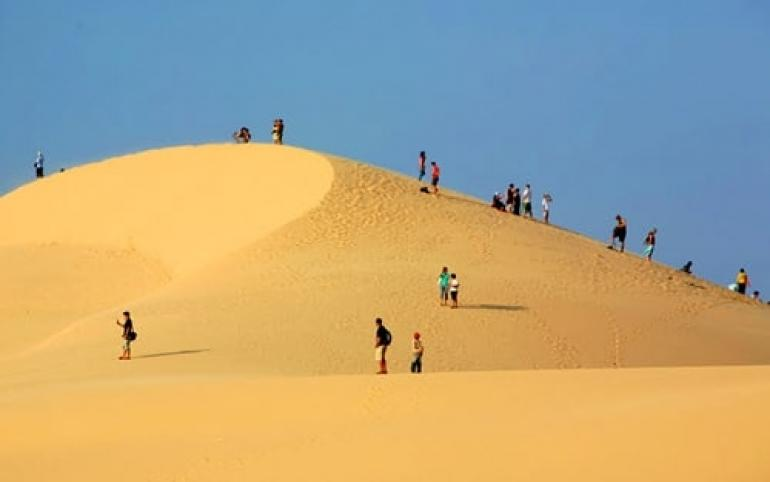 Phan Thiết - một điểm đến với 8 di sản văn hóa quốc gia