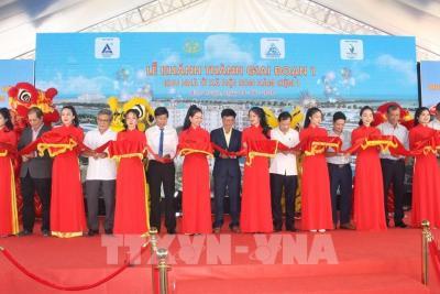 Khánh thành dự án nhà ở xã hội có quy mô lớn nhất tỉnh Bình Thuận