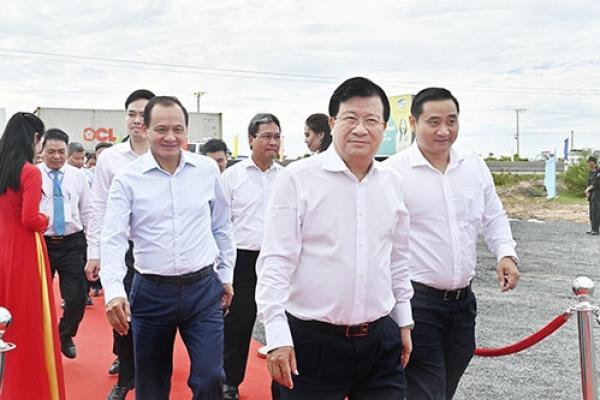 Đột phá - kết nối Bình Thuận với vùng kinh tế phía Nam