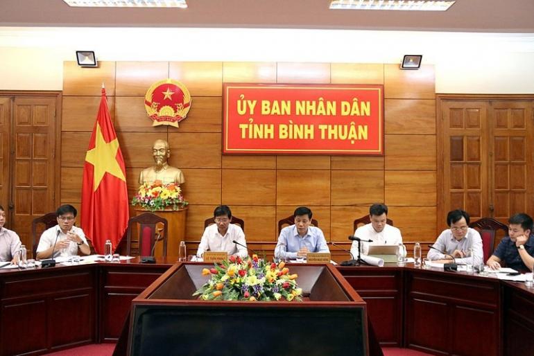 Tháng 12-2019 bàn giao mặt bằng cao tốc Dầu Giây - Phan Thiết