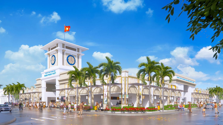 Trung tâm thương mại Nam Phan Thiết